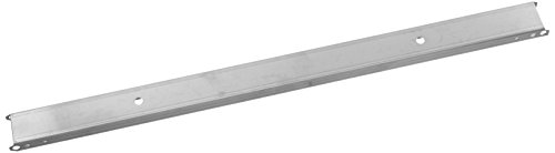 (Recertified GE WD30X10022 Dishwasher Dish Rack Guide Rail W/Roller Bracket)