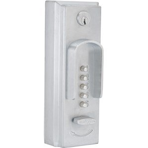 Simplex Push Button Lock Knob - 1