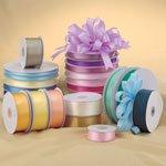 Single Face Satin Ribbon-20 colors of 5/8