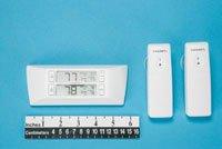 1084014 Dual Thermometer Ref/Frzr Ea Health Care Logistics -10378