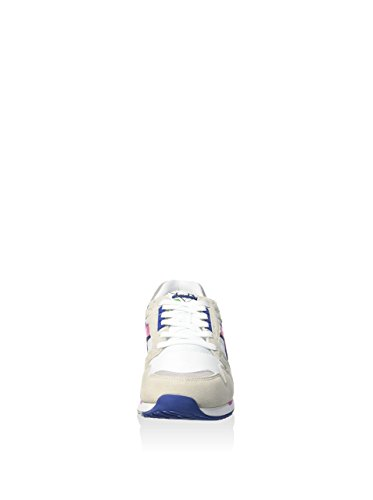 Gymnastique Nyl c fucsia Adulte Bianco De Chaussures Diadora I 4000 Mixte O1wpYS