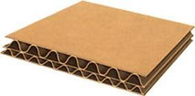 15 x Double Wall Boxes 457x457x457mm