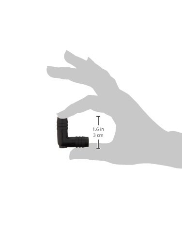 Valterra RF844 1//2 Barbed Elbow Fitting