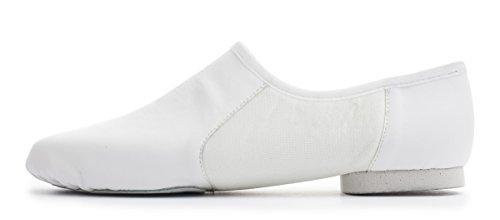 Practice Dance Dancewear Sizes On White Jazz Katz Modern Cerco Sole All By Jive Pull Shoes Split PU Suede 0UTqPZ