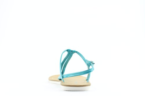 JimmyBar Sage Patent - Sandalias de vestir Mujer azul turquesa