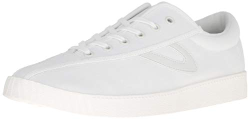 (Tretorn Men's NYLITEPLUS Sneaker, Vintage White, 11.5 Medium US)