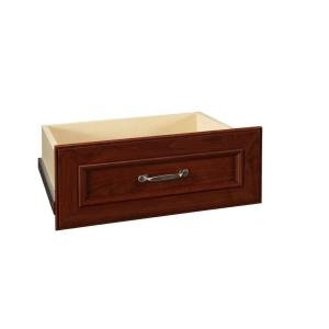 "Closet Organizer Storage Drawer Kit ClosetMaid 25"" Wood Draw"