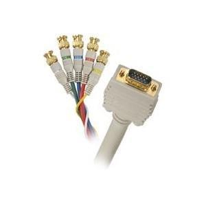 (2T07712 - Steren Python HDTV SVGA Component Cable)