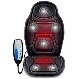 Best Car Cushions - SNAILAX Massage Car Seat Cushion - 6 Vibrating Review