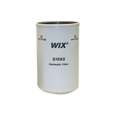 WIX Filters - 51565 Heavy Duty Spin-On Hydraulic Filter, Pack of 1: Automotive