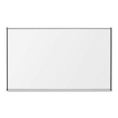 - Lorell Porcelain Board, Magnetic, 8'x4', Satin Aluminum Frame (LLR55628)
