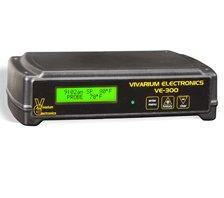300 Thermostat - Vivarium Electronics VE-300 Thermostat for Snake habitats Bundle with Carolina Custom Cages' Chlorhexidine Solution 2%; 1 Refill Makes 32 oz. of Working Solution