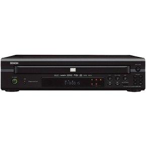 Denon Cd Recorder - Denon DVM-1845 5-Disc Progressive Scan DVD/CD Changer