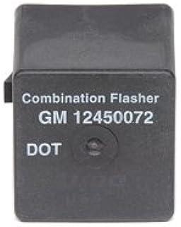 com acdelco gm original equipment trailer wiring acdelco 12450072 gm original equipment hazard warning and turn signal flasher