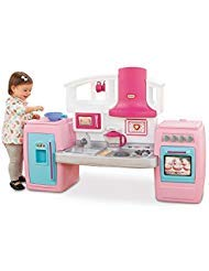 Little Tikes Bake 'N Grow Kitchen – (Amazon Exclusive)