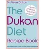 The Dukan Diet Recipe Book (UK Import)