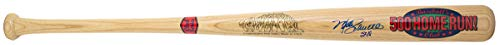 - Mike Schmidt Philadelphia Phillies Signed Cooperstown 500 HR Club Baseball Bat JSA