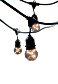 Nostalgic Outdoor String Lights : Bulbrite String15/E26-A19KT Nostalgic Edison Outdoor, Garden, Patio, Wedding, Party, Holiday ...
