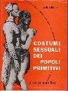 Costumi sessuali dei popoli primitivi