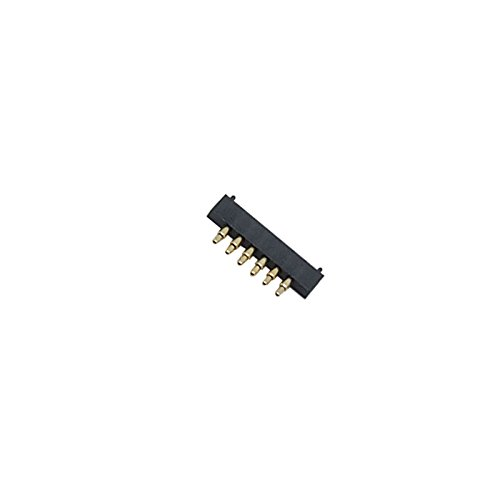 5-Pack Battery Connector for Motorola Symbol MC3000 MC3190 MC70 MC75 Barcode Scanner Reader 6 ()