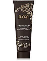 Turmeric Antioxidant Facial Mask - JUARA Rose and Willowbark Purifying Mask 2.5 fl oz