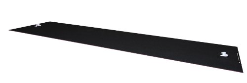 Odyssey Golf Deluxe Putting Mat, Black, 11 x 3-Feet