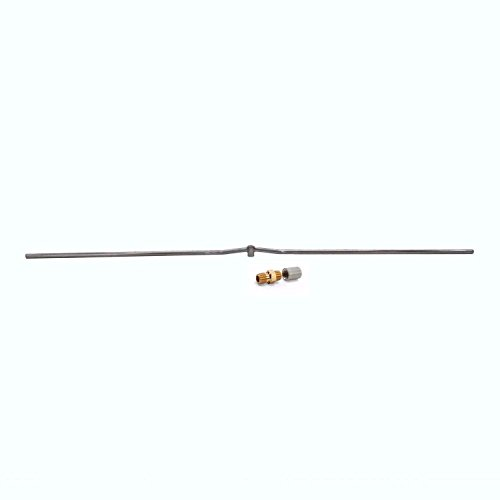 Hearth Products Controls (HPC Linear Fire Pit Interlink Burner (LTBSS72-LP), 72-Inch, Stainless Steel, Propane Gas