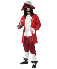 costume Adult captain hook