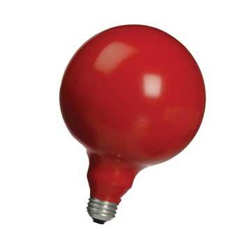 CPM Delta Safelight Jumbo Bulb 25w Red