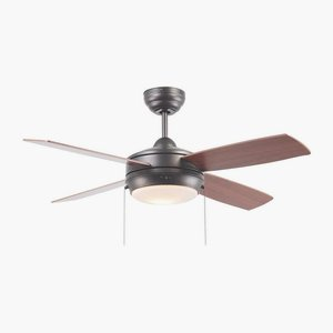Ellington LAV44ESP4LK, Laval Ceiling Fan, 44