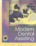 img - for Modern Dental Assisting by Hazel O. Torres (1995-01-01) book / textbook / text book