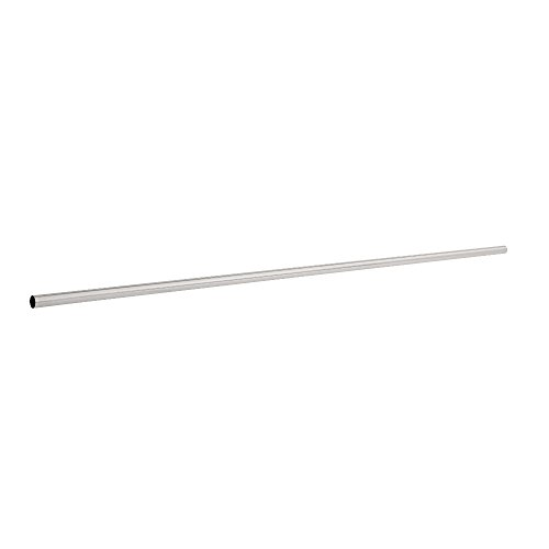Franklin Brass 176-5 5-Feet Steel Shower Rod with Flanges