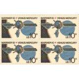 mariner-10-venus-mercury-set-of-4-x-10-cent-us-postage-stamps-new-scot-1557