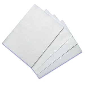 PREMIUM Wafer Paper 8.25'' x 11.75'' Pkg of 20 for Cake or Food Decorating by Oasis Supply (Image #2)