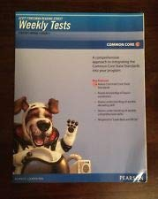 Reading Street Grade 4 Teacher's Manual Weekly Tests Common Core Edition (Scott Foresman Reading Street Grade 4 Teacher Edition)