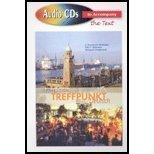 img - for Audio for Treffpunkt Deutsch: Grundstufe book / textbook / text book