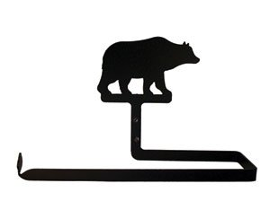 12 Inch Bear Paper Towel Holder Wall Mount 0