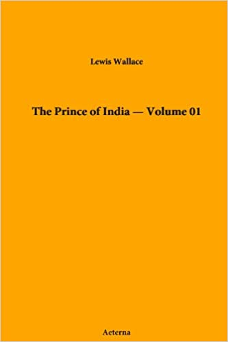The Prince of India — Volume 01