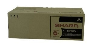 NEW Sharp OEM AL100TD TONER CARTRIDGE (BLACK) For AL1641CS (Toner/Cartridges) by Sharp