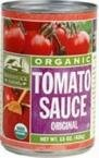 Woodstock Farms Organic Tomato Sauce - 15 oz