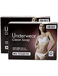 Hypoallergenic Underwear Laundry Soap Bar for Women, Additive-Free, 5.3oz, 2 -