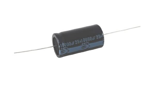 Axial Lead NTE Electronics NEH220M63ED Series NEH Aluminum Electrolytic Capacitor 20/% Capacitance Tolerance 63V Inc. 220/µF Capacitance