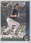 Larry Walker #106/199 (Baseball Card) 1999 Pacific Revolution - Tripleheaders - Tiers #14 ()