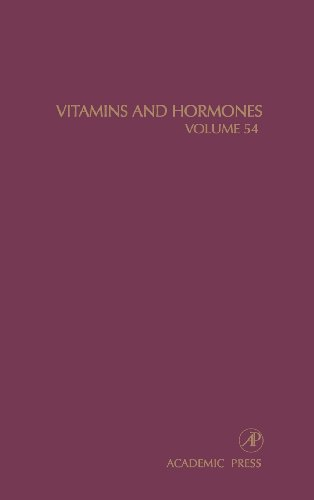 Vitamins and Hormones, Volume 54