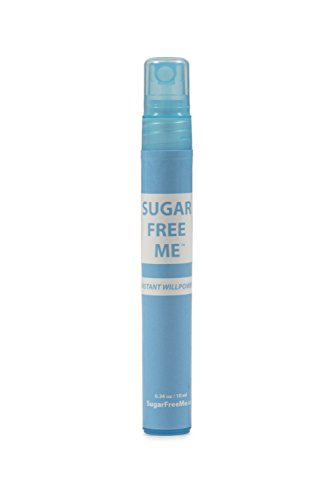 (Empower-Mint Peppermint Mouth Spray: Block Sweet Tastes. Defeat Your Sugar Cravings. 10 mL Pocket Sized Spray Bottle | 1 Bottle)