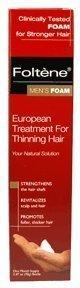 Foltene Pharma European Revitlizing Treatment for Thinning Hair Men's Foam