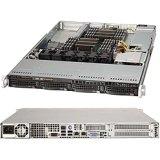 Supermicro SYS-6017R-NTF SuperServer 6017R-NTF - Server - rack-mountable - 1U - 2-way - RAM 0 MB - SATA - hot-swap 3.5 inch - no HDD - Matrox G200 - Gigabit LAN - Monitor : none.