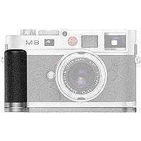 Leica Hand Grip - Leica Hand Grip M for the M8.2, M9 and M9-P Digital Rangefinder Cameras, Silver