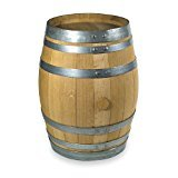 E.C. Kraus 7.5 Gallon French Oak Barrel