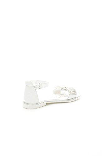 Primigi - Sandalias de vestir para niño Blanco blanco blanco